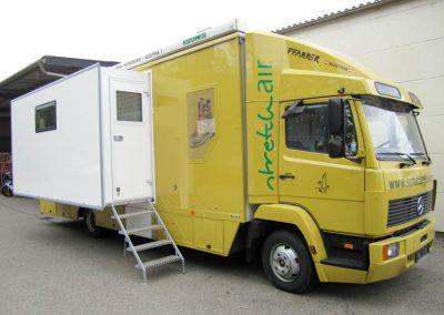 Büromobil LKW