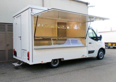 Kühlthekenmobil
