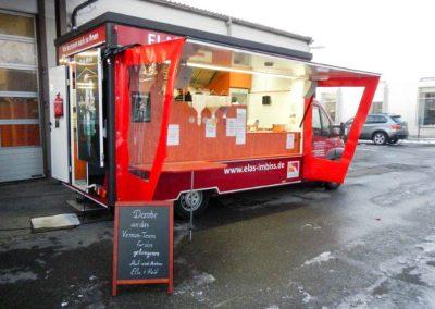 Pizzamobil für Events & Partys