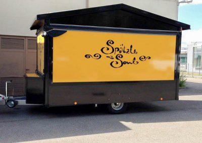 Imbiss-Verkaufswagen